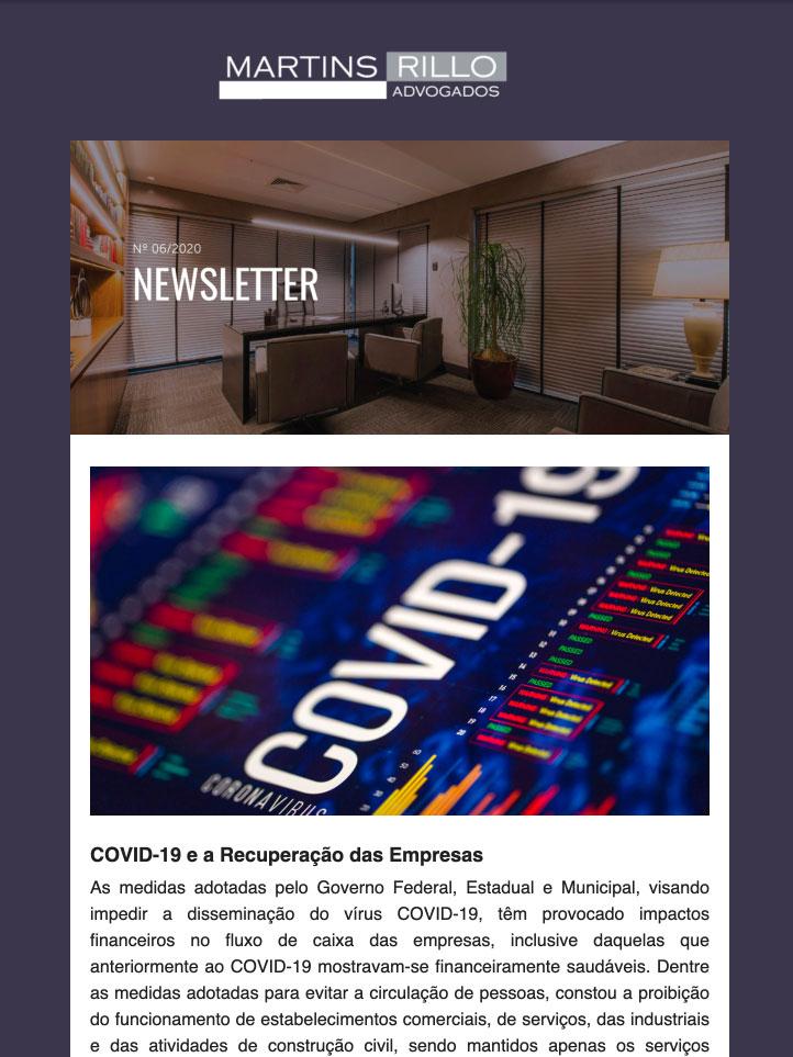 COVID-19 e a Recuperação das Empresas